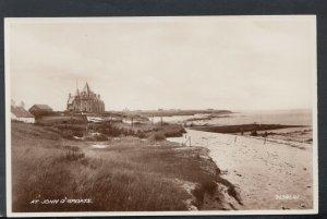 Scotland Postcard - At John O'Groats     RS19120