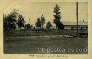 Camp Beauregard, Alexandria, La, USA Military Postcard Postcards  Camp Beaure...
