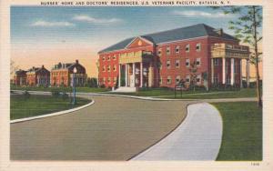 Nurse and Doctor's Homes - Veteran's Facility - Batavia NY, New York - Linen