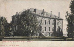URBANA , Illinois , 1901-07; Law Building, University of Illinois
