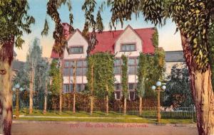 Oakland California~Nile Club~Men's Social Club~Merged Athenian-Nile~1910 PC