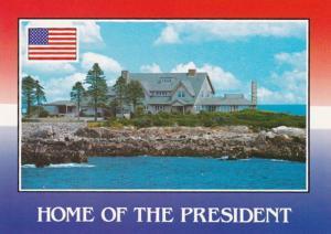 Maine Kennebunkport President Bush Estate Walker's Point