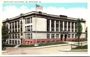 Pennsylvania South Bethlehem South Side High School