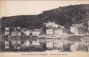 DIEPPEDALLE-les-ROUEN , France , 00-10s ; Rives de la Seine