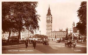 B85191 parliament square car voiture    london uk