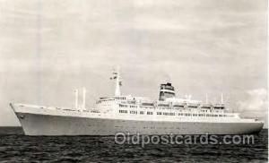 S.S. Statendam, Holland - America Line Unused very light crease left bottom c...