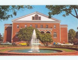 Pre-1980 East North Carolina College - Greenville North Carolina NC E1365-22