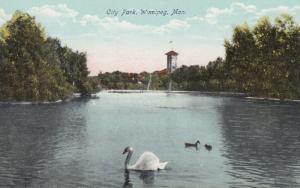 WINNIPEG , Manitoba , 1900-10s ; City Park
