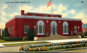 Pennsylvania Berwick Post Office 1949