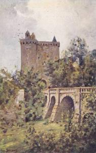 AS, Les Chateaux De La Loire, Chinon (Indre et Loire), France, 1900-1910s