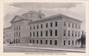 South Carolina Columbia United States Court House