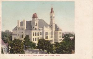 FALL RIVER, Massachusetts, 1901-07; B.M.C. Durfee High School