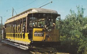 15255   15 bench open car no.840  built 1905 Jones Co.