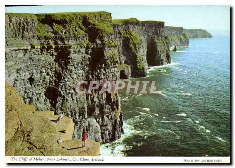 CPM The Cliffs of Moher Near Lahinch Co Clare Ireland