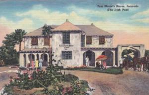 Bermuda Tom Moore's House 1951