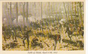 Battle of Shiloh April 6-7th, 1862