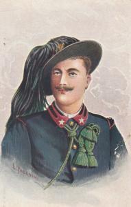 Italian Soldier , 00-10s