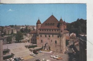 Postal 5444 : Le chateau de Lausanne