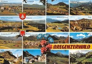 Bregenzerwald multiviews Sulzberg Lingenau Bizau Mellau Egg Damuels Bezau Au