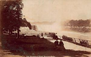 Prospect Point Niagara Falls postcard