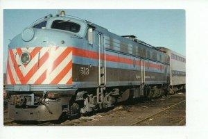 Vintage Trains Postcard PC8 #B14