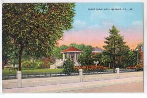 Peace Park, Hopkinsville KY