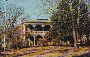 Arkansas Helene The Allin House Antebellum Home