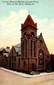 Pennsylvania Reading Covenant Memorial Methodist Episcopal Church Ninth and E...