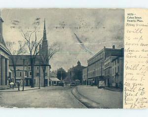 Pre-1907 STREET SCENE Beverly Massachusetts MA A0099