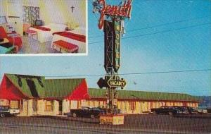 Canada Quebec Ste Anne de Beaupre Zenith Motel