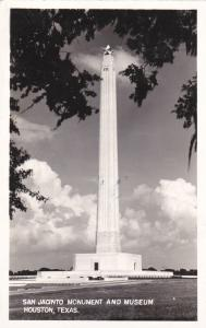 RP, San Jacinto Memorial Monument & Museum,  HOUSTON, Texas, PU-1944