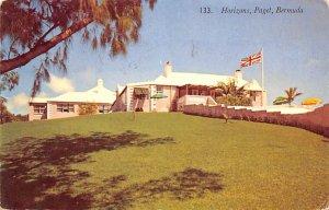 Horizons Paget Bermuda, Somers Isles 1960
