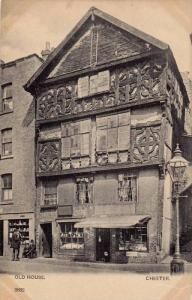Old House in Chester, Chesire, England, United Kingdom, 00-10s
