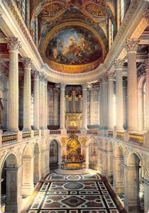 Chateau de Versailles - Royal Chapel