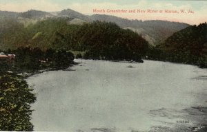 HINTON, West Virginia, 1900-10s ; Greenbrier & New River
