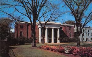 Columbia University of South Carolina~Caroliniana Library 1950s