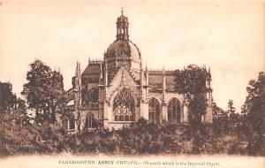 United Kingdom, Great Britain, England Farnborough Abbey Church  Farnborough ...