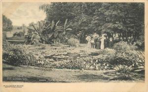 C-1905 Dayton Ohio Soldiers Home Keyes undivided postcard 2076