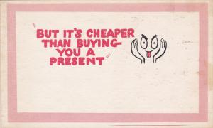 Valentine It´s vey hard picking a card for you ... but it´s cheaper than bu...