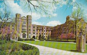 Indiana West Lafayette Men's Quadrangle Purdue University