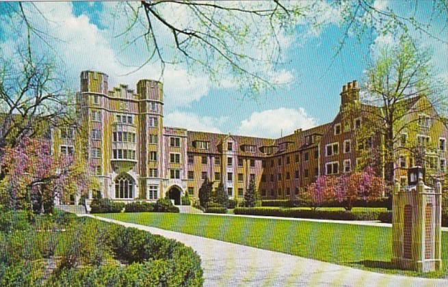 indiana west lafayette mens quadrangle purdue university