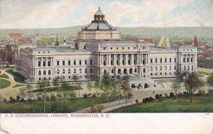 Washington DC U S Congressional Library