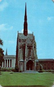 Pennsylvania Pittsburgh Heinz Memorial Chapel University Of Pittsburgh