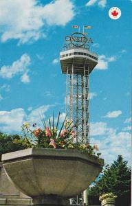 Oneida Tower, Niagara Falls, Ontario, Canada, 40-60s