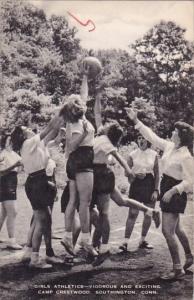 Girls Athletics Vigorous and Exciting Camp Crestwood Southington Connecticut ...