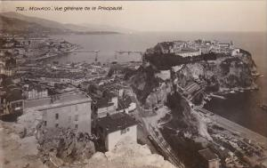 Monaco Vue Generale Real Photo