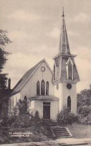 St. James Church, Cedartown, Georgia, 1900-1910s