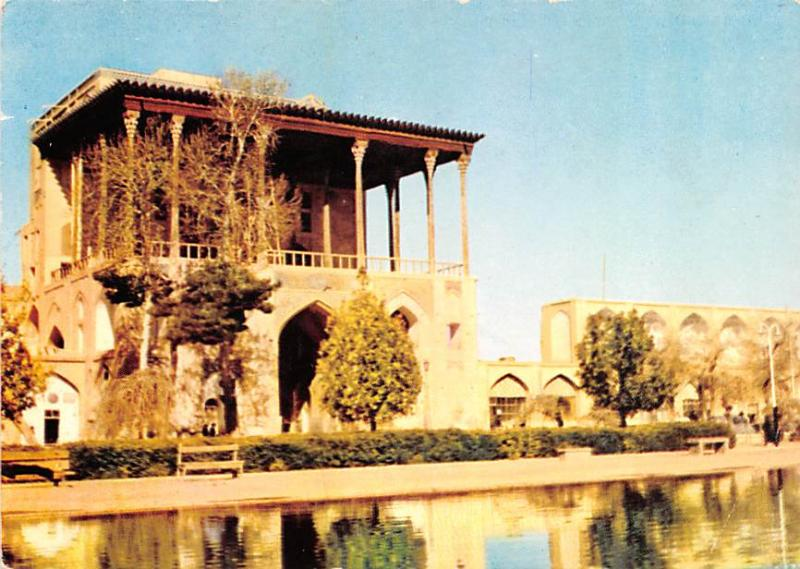 Isfahan Iran Ali Ghapoo Building Isfahan Ali Ghapoo Building