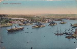 MALTA, 1900-1910´s; Grand Harbour
