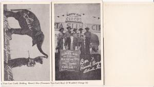 ALBERTA SLIM & the Bar X Cowboys , Canada , 40-50s